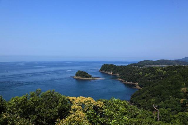 自然豊かな友ヶ島